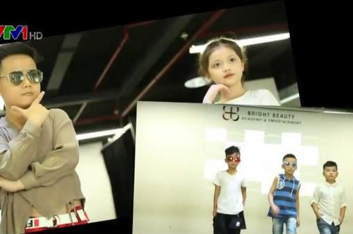 Rèn luyện sự tự tin cho trẻ từ lớp người mẫu nhí