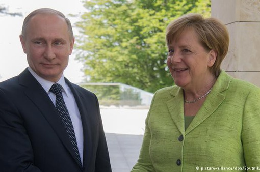 Không có kỳ vọng đột phá tại cuộc gặp thượng đỉnh Đức - Nga