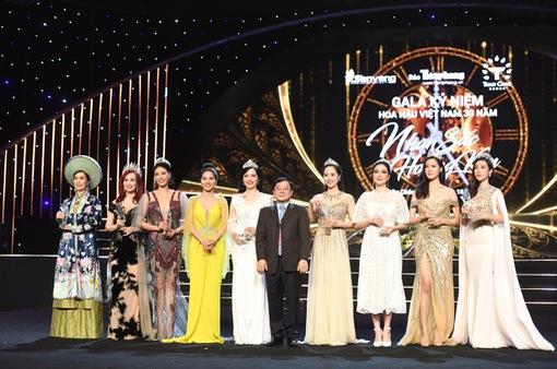 TRỰC TIẾP Gala 30 năm Hoa hậu Việt Nam: Dàn Hoa, Á hậu hội tụ trong đêm hội ở đảo ngọc Tuần Châu
