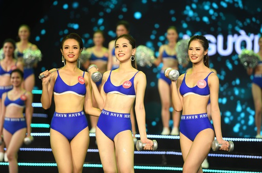 Lộ diện Top 3 Người đẹp thể thao của Hoa hậu Việt Nam 2018
