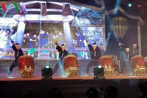 """Khai mạc sự kiện """"Những Ngày Văn hóa Nhật Bản tại Quảng Nam"""""""