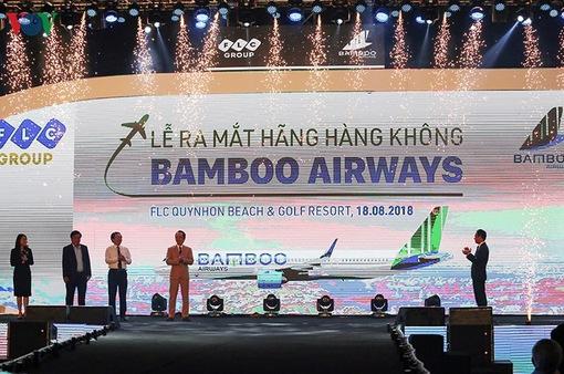 Hãng hàng không Tre Việt ra mắt bộ nhận diện