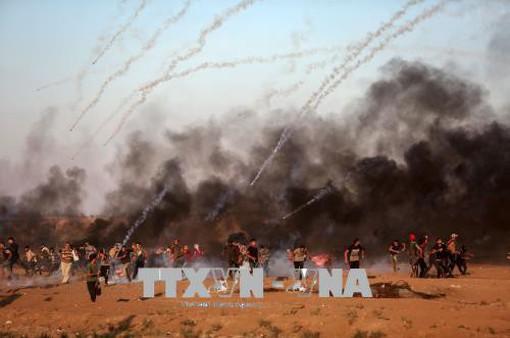 Israel đóng cửa tuyến đường đi bộ vào Dải Gaza do lo ngại biểu tình