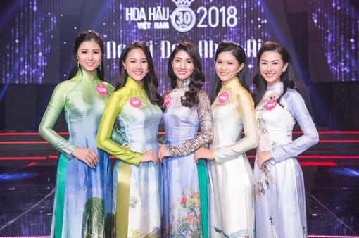 Thí sinh Hoa hậu Việt Nam 2018 từng đi làm... phụ hồ