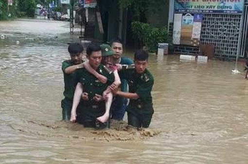 Nghệ An đưa dân ra khỏi vùng xung yếu