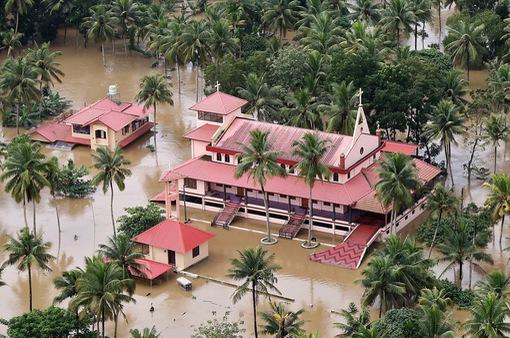 Ấn Độ : Hơn 1.000 người thiệt mạng vì lũ lụt lịch sử