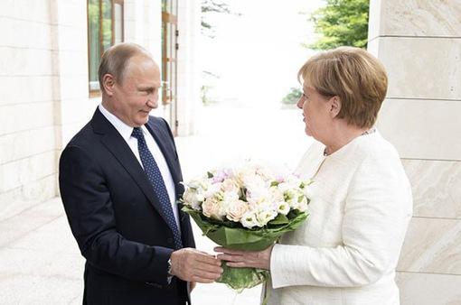 Cuộc gặp Thượng đỉnh Nga - Đức