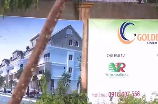 Bà Rịa - Vũng Tàu: Dự án bất động sản ảo lừa người mua