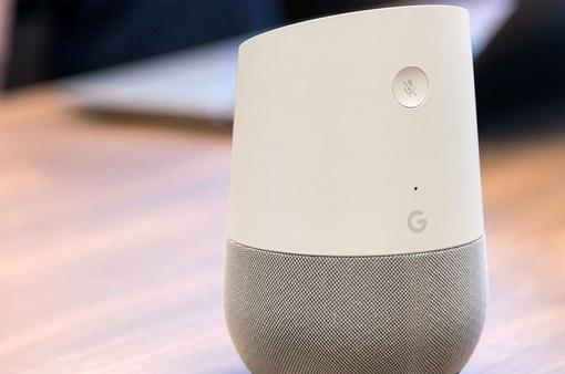 Google Home giúp Google tăng trưởng ngoạn mục