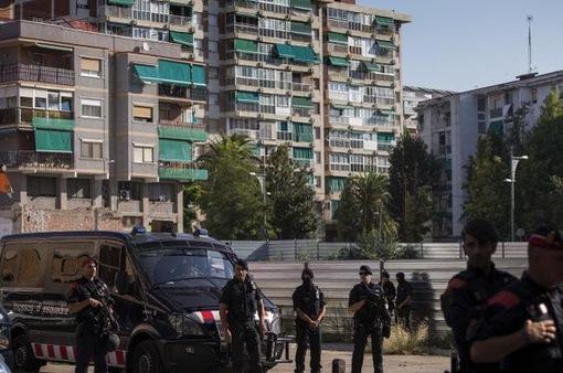Tây Ban Nha: Đối tượng tấn công cảnh sát đã bị tiêu diệt