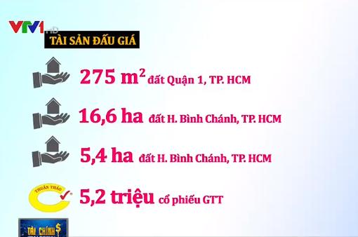 VAMC rao bán đấu giá khoản nợ gần 2.400 tỷ đồng