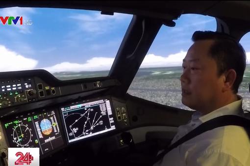 Bên trong trung tâm đào tạo phi công 4.0 đầu tiên ở Việt Nam
