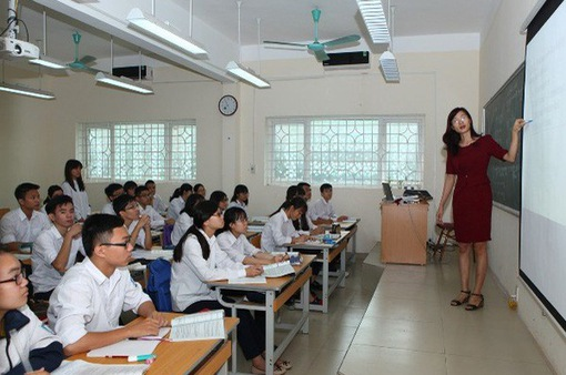Hà Nội: Giáo viên, học sinh không dùng điện thoại di động trong giờ học