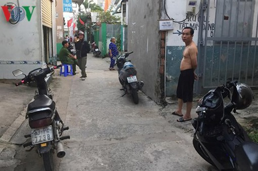 """2 """"hiệp sĩ"""" tại Đồng Nai bị đâm trọng thương"""