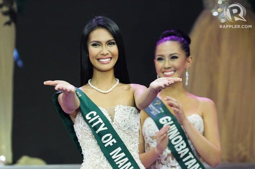 Hoa hậu Trái đất 2015 đến Hà Nội tìm ứng viên dự thi Hoa hậu Trái đất 2018 và 2019