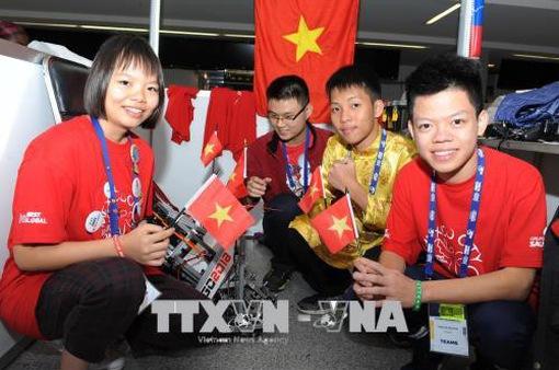 Thế vận hội Robot toàn cầu lần thứ nhất tại Mexico