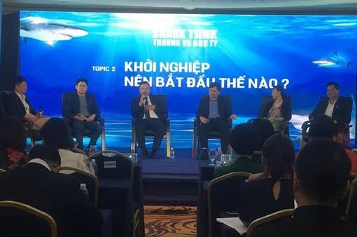 Shark Tank Việt chia sẻ kinh nghiệm đầu tư cho startup