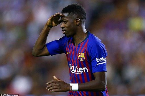 """Vì Neymar, """"người thừa"""" nằng nặc đòi rời Barca"""
