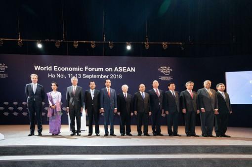 Diễn đàn Kinh tế thế giới về ASEAN: Cơ hội cho người trẻ?