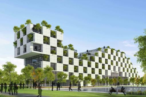 Kiến trúc xanh - Xu hướng của thời đại