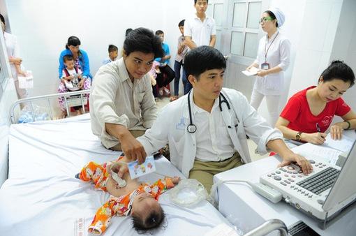 30.000 trẻ ra đời trong năm 2018 - 2019 tại An Giang được tầm soát bệnh tim bẩm sinh từ khi chào đời