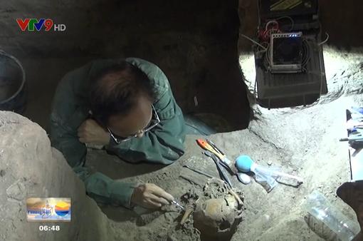 Phát hiện di cốt người cổ trong các hang động núi lửa ở Tây Nguyên