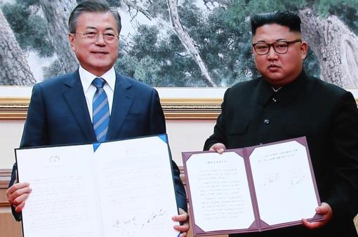Nhất trí đưa quan hệ hai miền Triều Tiên lên tầm cao mới