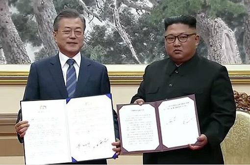 Nhìn lại các cuộc gặp thượng đỉnh liên Triều
