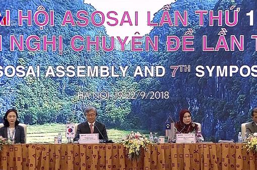 Việt Nam chính thức là Chủ tịch ASOSAI nhiệm kỳ 2018 - 2021