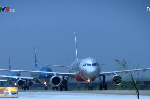 Cần 4.500 tỷ đồng sửa chữa đường băng sân bay Nội Bài, Tân Sơn Nhất