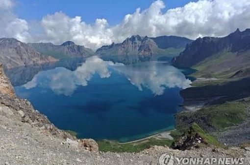 Lãnh đạo Hàn Quốc - Triều Tiên cùng thăm núi Paekdu