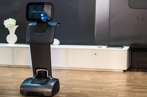 Temi - Robot cá nhân tự điều hướng