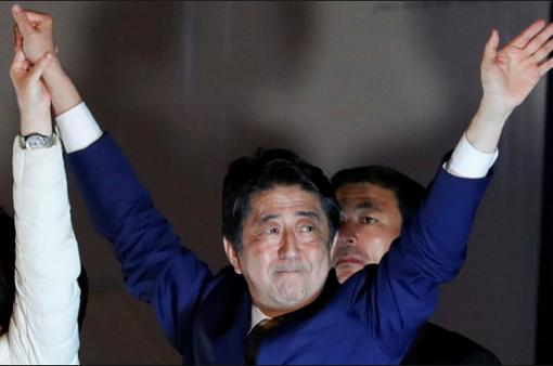 Ông Shinzo Abe trở thành Thủ tướng Nhật Bản nhiệm kỳ tiếp theo
