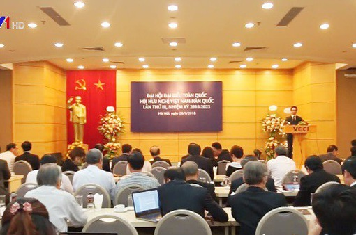 Đại hội hữu nghị Việt Nam - Hàn Quốc