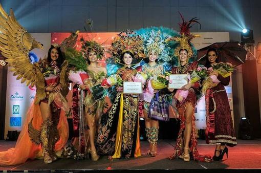 Thúy Vi giành Á quân 1 trang phục truyền thống tại Hoa hậu châu Á-TBD 2018