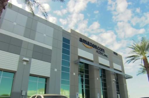 """Amazon biến Lễ Tạ ơn thành """"cuộc chiến"""" thực phẩm trực tuyến"""