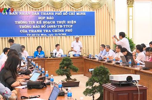 Lãnh đạo TP.HCM xin lỗi người dân vì dự án Thủ Thiêm
