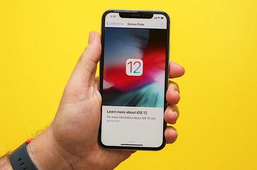 """Người dùng chần chừ, iOS 12 """"lãnh đủ"""""""