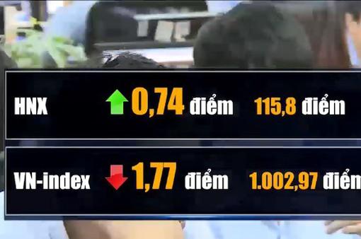 Khối ngoại bán ròng 760 tỷ đồng ngày cuối cơ cấu ETFs