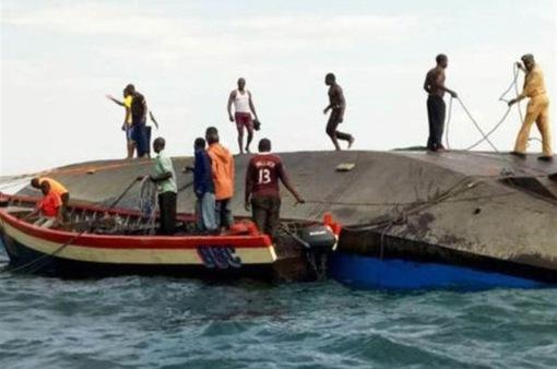 Vụ lật phà ở Tanzania: Con số nạn nhân tăng lên ít nhất 126 người