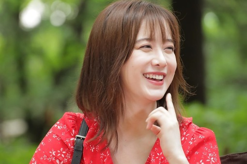 Nàng cỏ Goo Hye Sun muốn sinh con giống mình