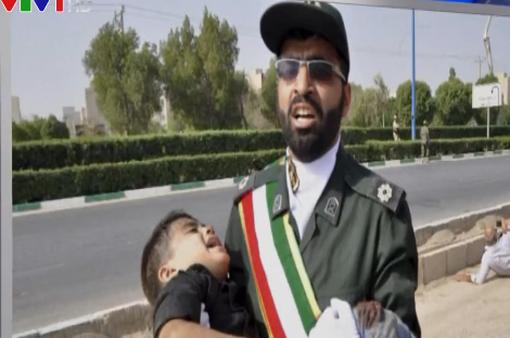Gia tăng số người thiệt mạng trong vụ tấn công lễ diễu binh tại Iran