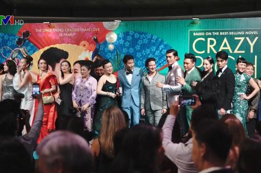 """Hollywood thay đổi cách nhìn về châu Á qua """"Crazy Rich Asians"""""""