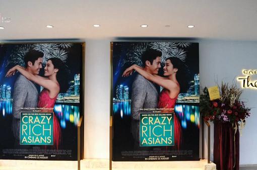 """Phim """"Con nhà siêu giàu châu Á"""" vượt mốc doanh thu 200 triệu USD"""