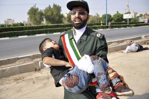Iran bắt giữ 22 người liên quan tới vụ tấn công ở Ahvaz