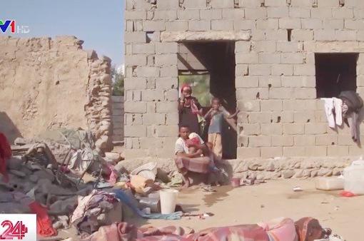 """LHQ tuyên bố """"thua cuộc"""" trong cuộc chiến chống nạn đói tại Yemen"""