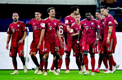 Vòng 5 Bundesliga: Bayern Munich 1 - 1 Augsburg