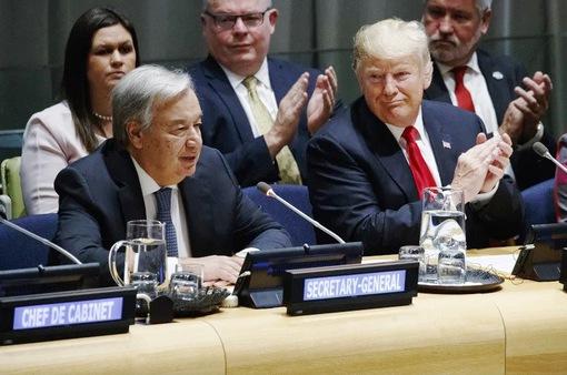 Khai mạc phiên họp Đại hội đồng Liên Hợp Quốc