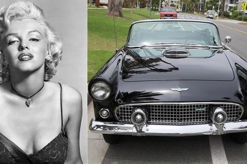 Bán đấu giá xe cổ của Marilyn Monroe