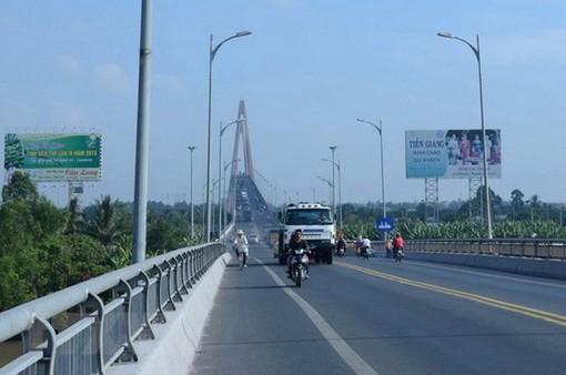 Gần 200 tỷ đồng mở rộng 4 cầu trên tuyến quốc lộ về miền Tây